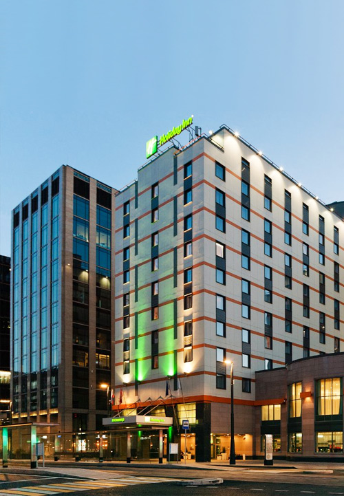 Гостиница Holiday INN (Москва)